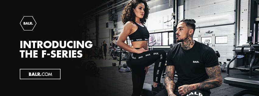 BALR fitness collectie
