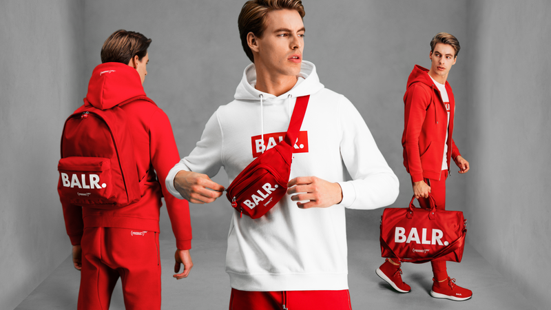 BALR. presenteert de RED capsule collectie